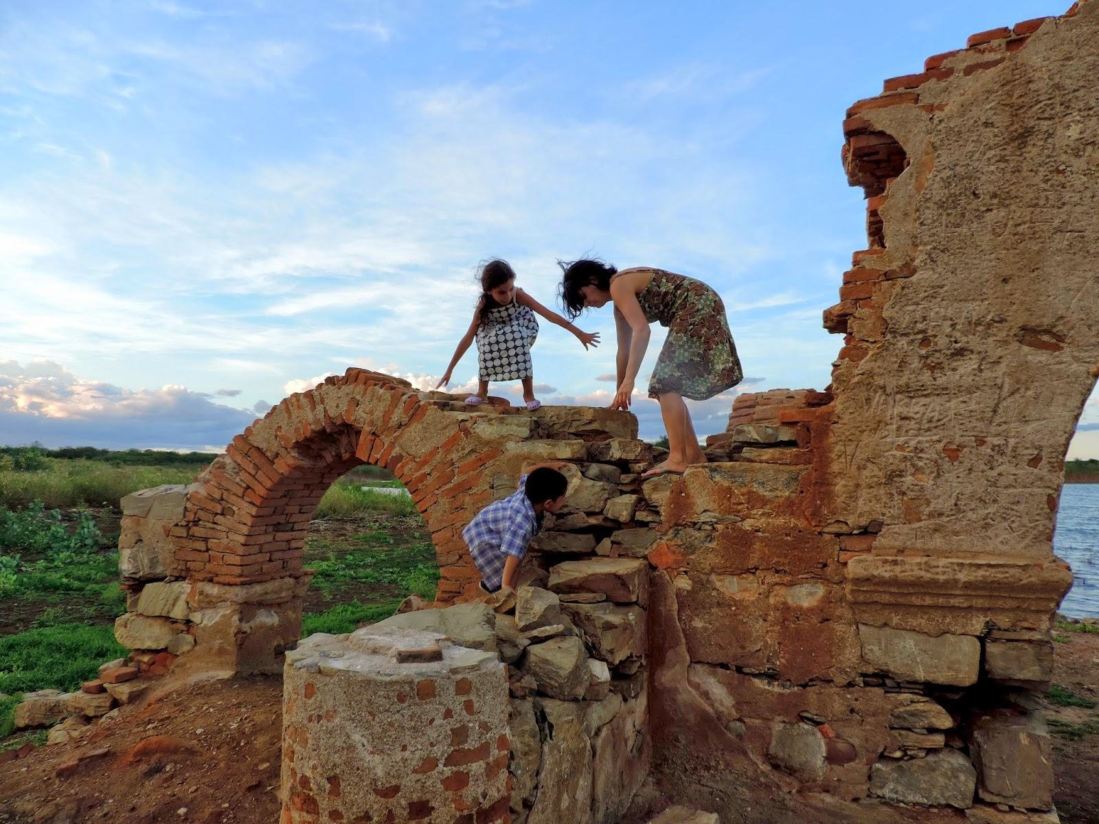 Ruïnes van Canudos weer boven water