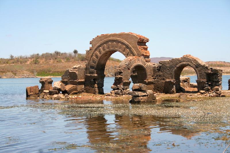 Ruinas de Canudos Velho