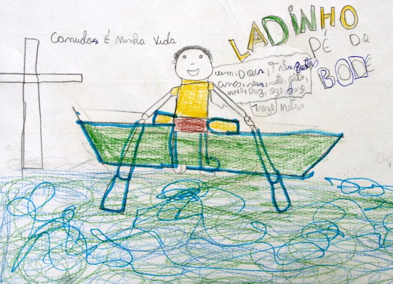 Tekening - Landinho