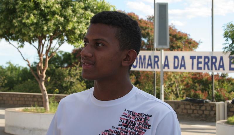 Daniel, 17 jaar
